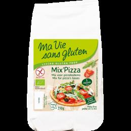 Mix'Pizza 350g - Bio