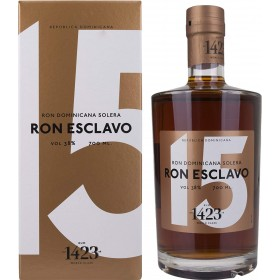 Ron Esclavo 15Y 70cl/38% -...