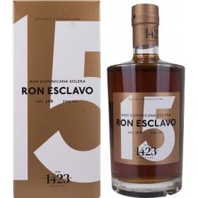 Ron Esclavo 15Y 70cl/38%