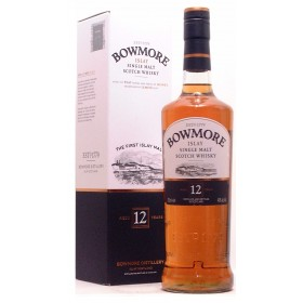 Bowmore 12Y 70cl/40%