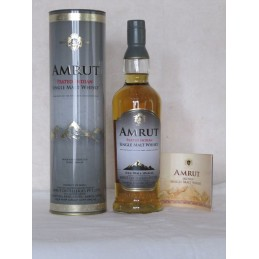 Amrut Peated 70cl/46%