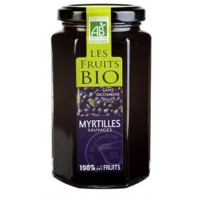 Confiture de Myrtilles...