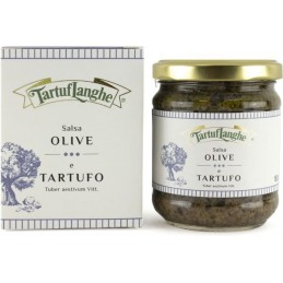 Salsa olive e tartufo 180g